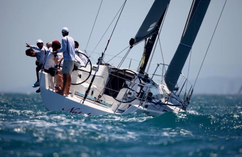 Lo Swan 42 Natalia, campione europeo ORC B. Foto Jordan/RCNV
