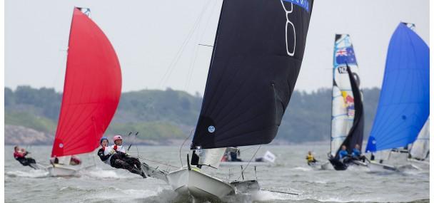 Le danesi campionesse europee. Foto Anderson