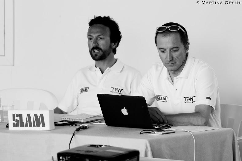 Un momento dei Forum. Foto Martina Orsini