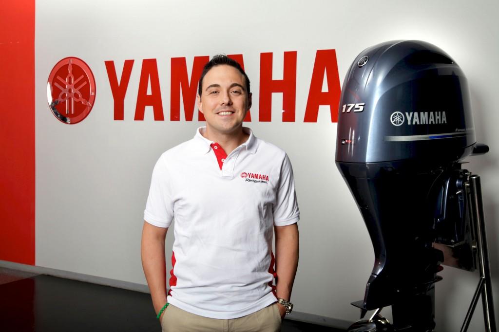 Massimiliano Marangella, nuovo Responsabile della Divisione Marine di Yamaha Motor Italia S.p.A