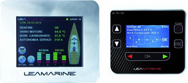 Gli innovativi sistemi della Leamarine per controllare la sentina e prevenire problemi dovuti alle infiltrazioni d'acqua