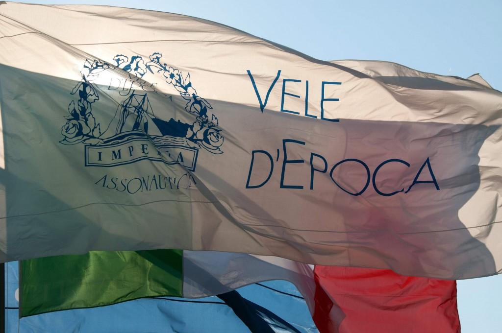 La quinta tappa delle vele d'Epoca Circuito Panerai sarà ospitata a Imperia dal 10 al 14 settembre