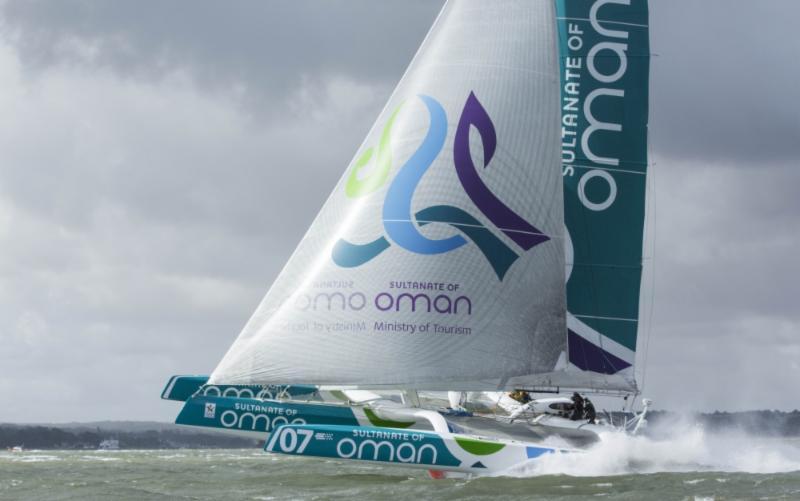 Musandam Oman Sail a Cowes