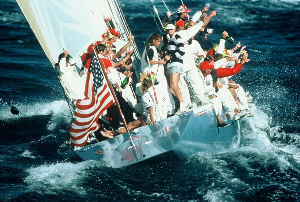 Stars & Stripes festeggia lo storico successo del 1987