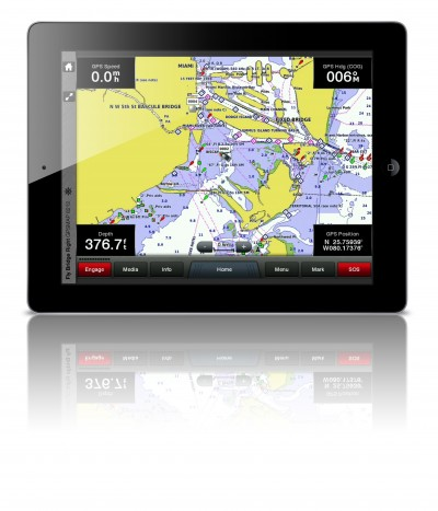 Garmin Helm per iPad (e tablet)