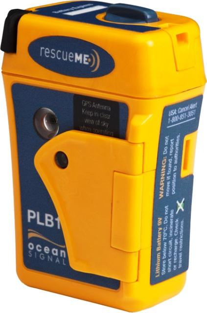 Il rescueME PLB1 di Ocean Signal sarà distribuito in Italia da Furuno