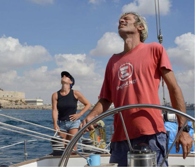Vittorio Malingri, esperto navigatore oceanico, terrà a settembre un corso sulla navigazione d'altura in condizioni meteo impegnative