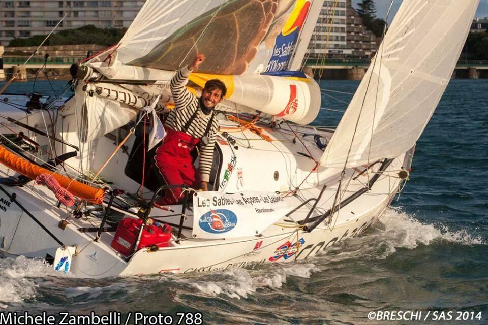 Michele Zambelli. Foto Breschi