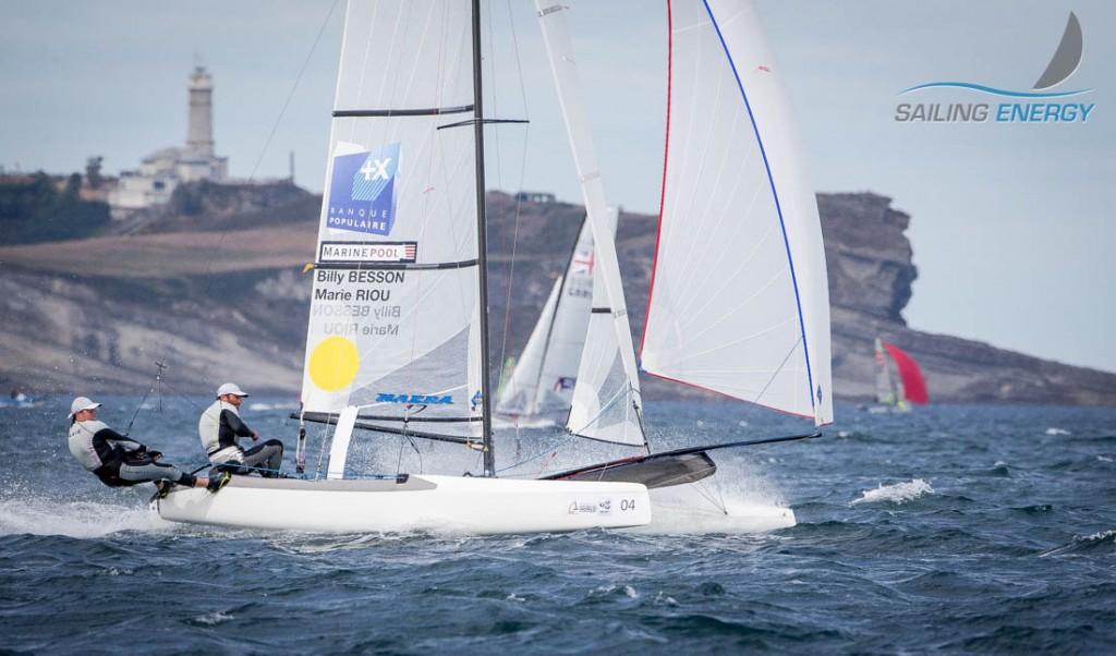 Besson-Riou. Foto Sailing Energy