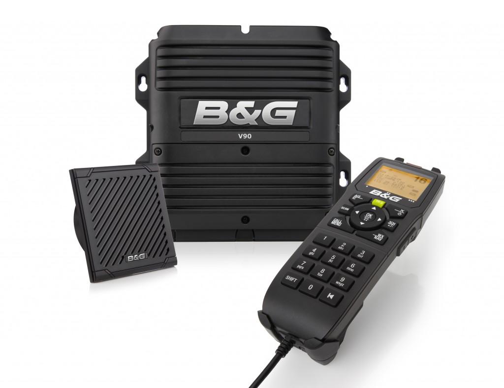Il VHF V90 di B&G