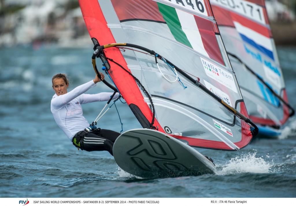 Flavia Tartaglini. Foto Taccola/FIV
