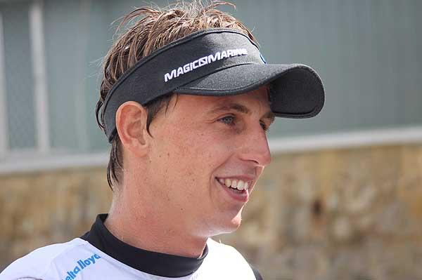 Nicholas Heiner, figlio dell'olimpionico olandese Roy, è il nuovo campione del mondo Laser Radial