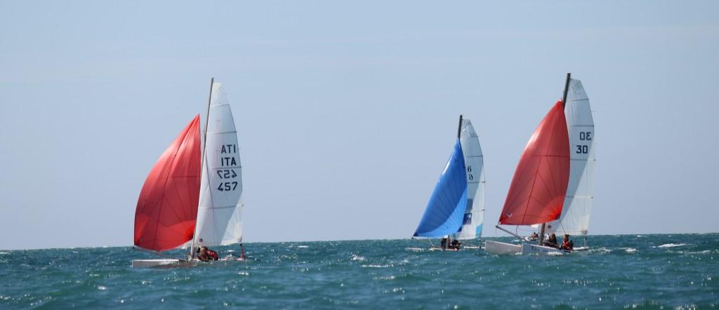 TYKA in regata a Tarquinia