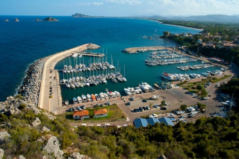 Santa Marina Navarrese. Foto Domenici De Luca