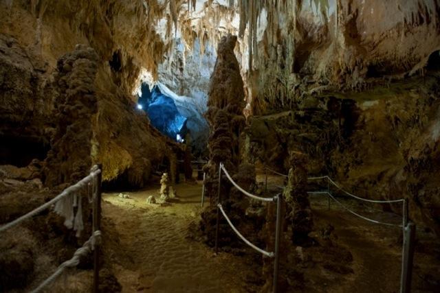 La Grotta del Fico. Foto Domenici De Luca