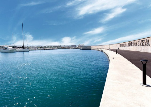 Marina di Sveva ha in progetto la creazione di un circolo nautico per la promozione della vela fra i più piccoli