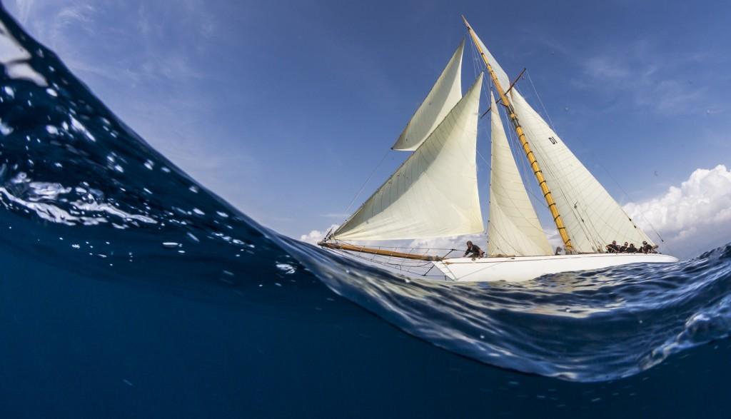 Il Mariska. Foto Borlenghi/Rolex