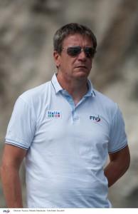 Michele Marchesini. Foto Taccola/FIV