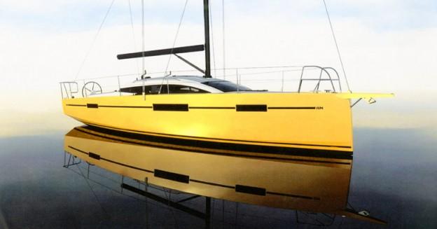 Il nuovo RM 1070, evoluzione del 1060, sarà presentato al salone nautico di Parigi a dicembre