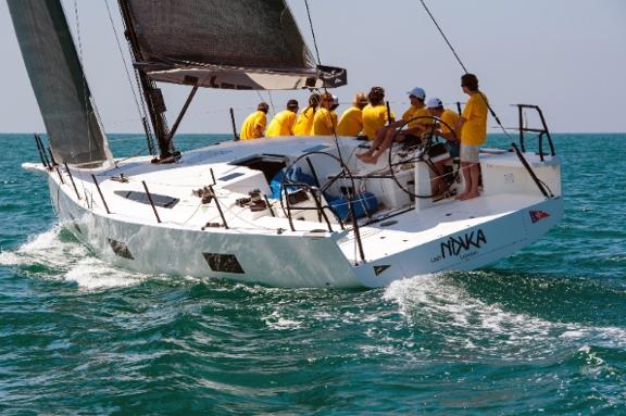 Il Nikka sarà esposto da domani a Cannes, ghiotta occasione per gli amanti di Vismara Marine per conoscere le novità della nuova stagione