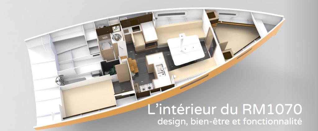 Il layout degli interni