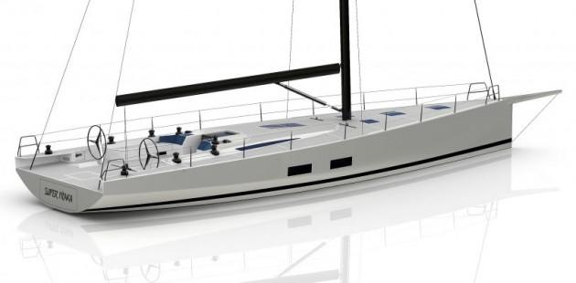il Vismara Mills 62 RC SuperNikka, il nuovo racer cruiser destinato a Roberto Lacorte