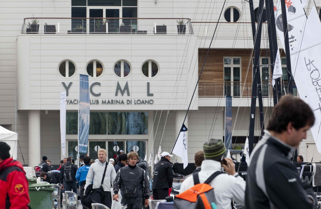 Lo YC Marina di Loano