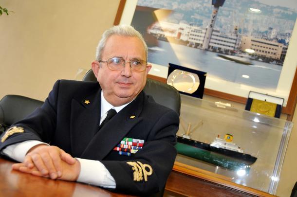 L'Ammiraglio Angrisano aprirà ufficialmente i lavori della conferenza plenaria