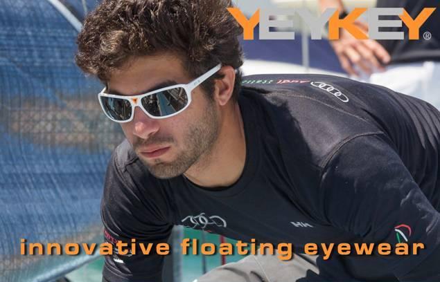 Gli occhiali da sole Yeykey si distinguono per la loro leggerezza, galleggiabilità e flessibilità delle aste