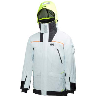 La Skagen Race Jacket di Helly Hansen presentata a Genova