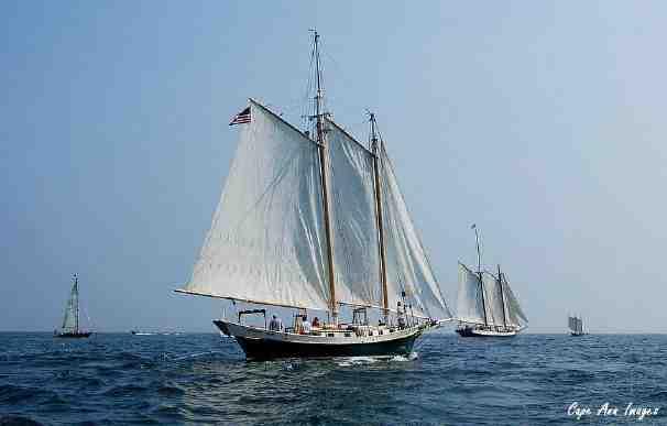 Huck Finn di Vittorio Malingri in navigazione