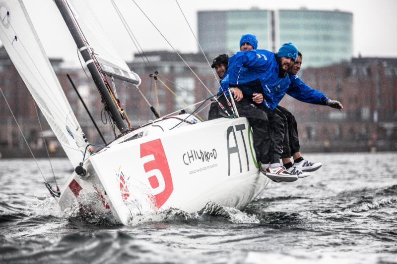 In regata a Copenaghen