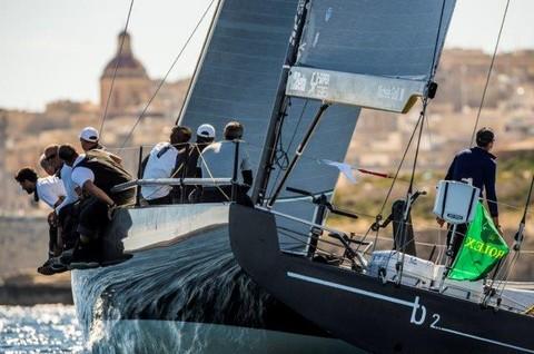 B2 nell'edizione vincente del 2013. Foto Arrigo/Rolex