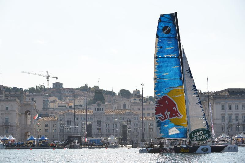 L'Extreme 40 Red Bull a Trieste. Foto Emme&Emme
