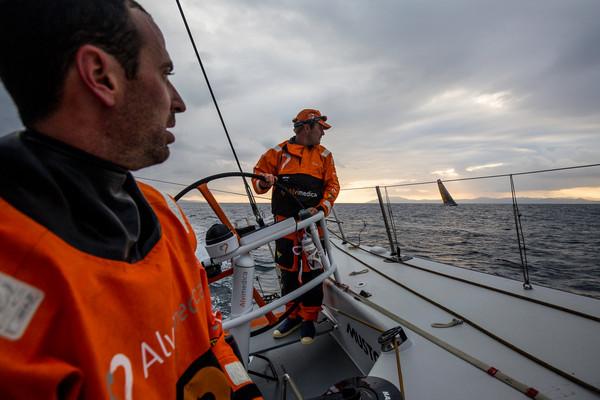 Alvimedica naviga a vista con SCA. Foto Ross
