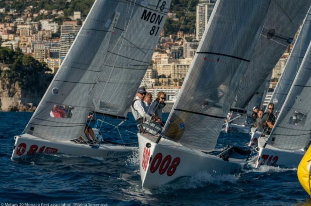Melges 20 a Monaco