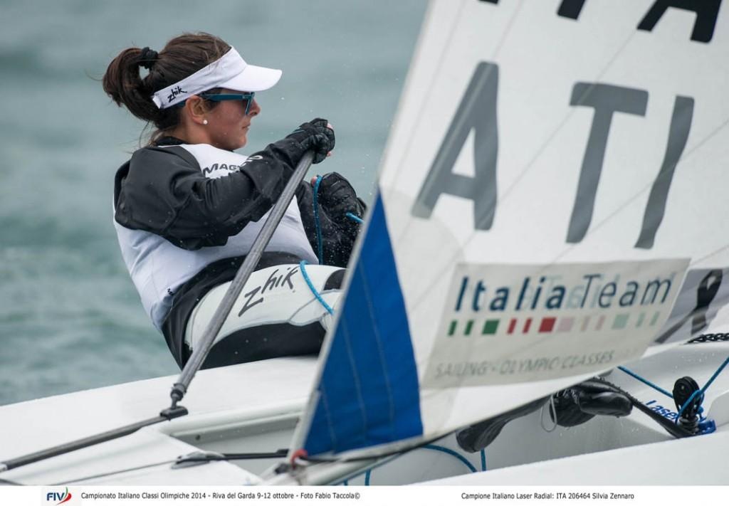Silvia Zennaro. Foto Taccola/FIV