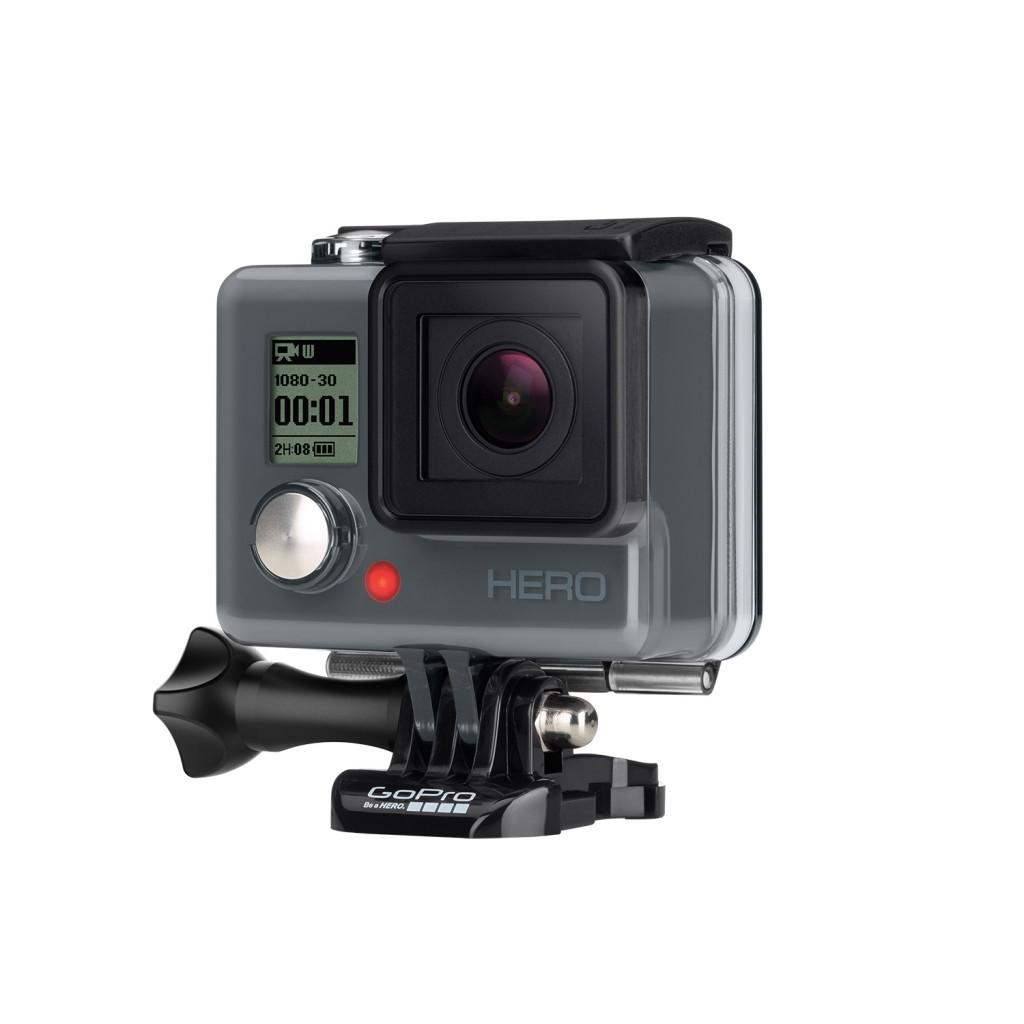 """Buono il prezzo d'attacco dell'entry level della GoPro: """"solo"""" 125 euro"""