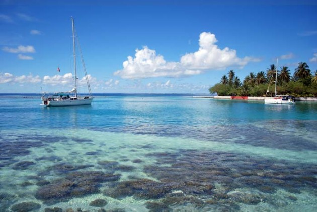 Sea-Alliance Group e Maldives Yacht Support insieme per sviluppare marina attrezzati per ospitare maxi e charteristi