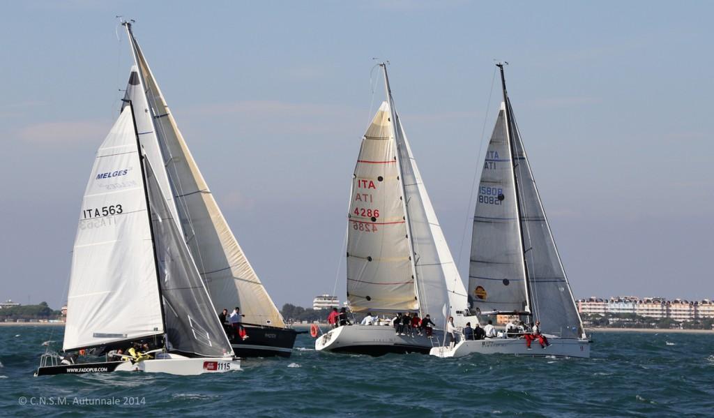 Al via la prima edizione della 50x2 e 50xTutti, ultima regata costiera della stagione