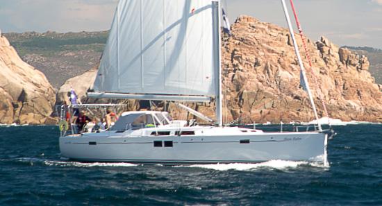 L'Hanse 575 Karlskrona dei coniugi Williams trascorrerà i mesi invernali nel Mediterraneo prima di riprendere l'oceano