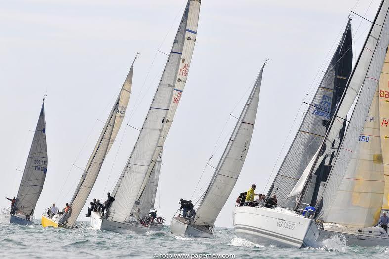 In regata ad Anzio