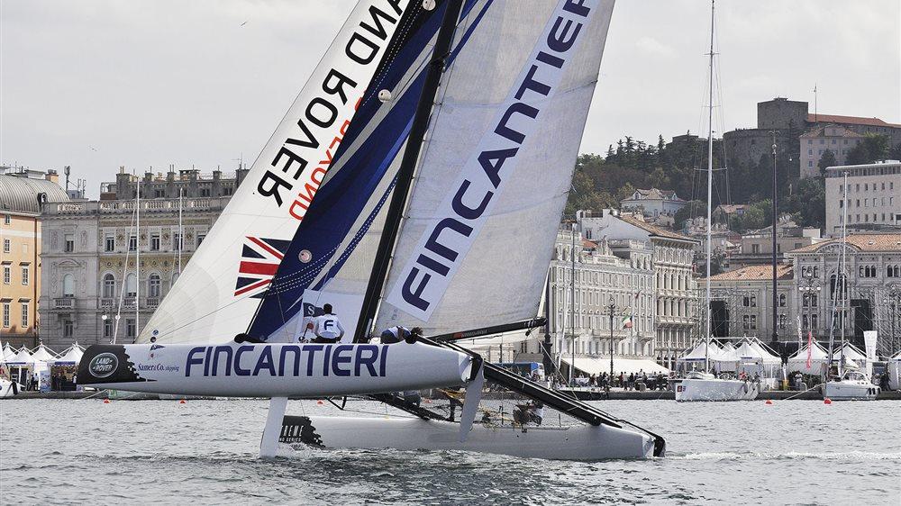 Extreme 40 a Trieste. Foto Emme&Emme