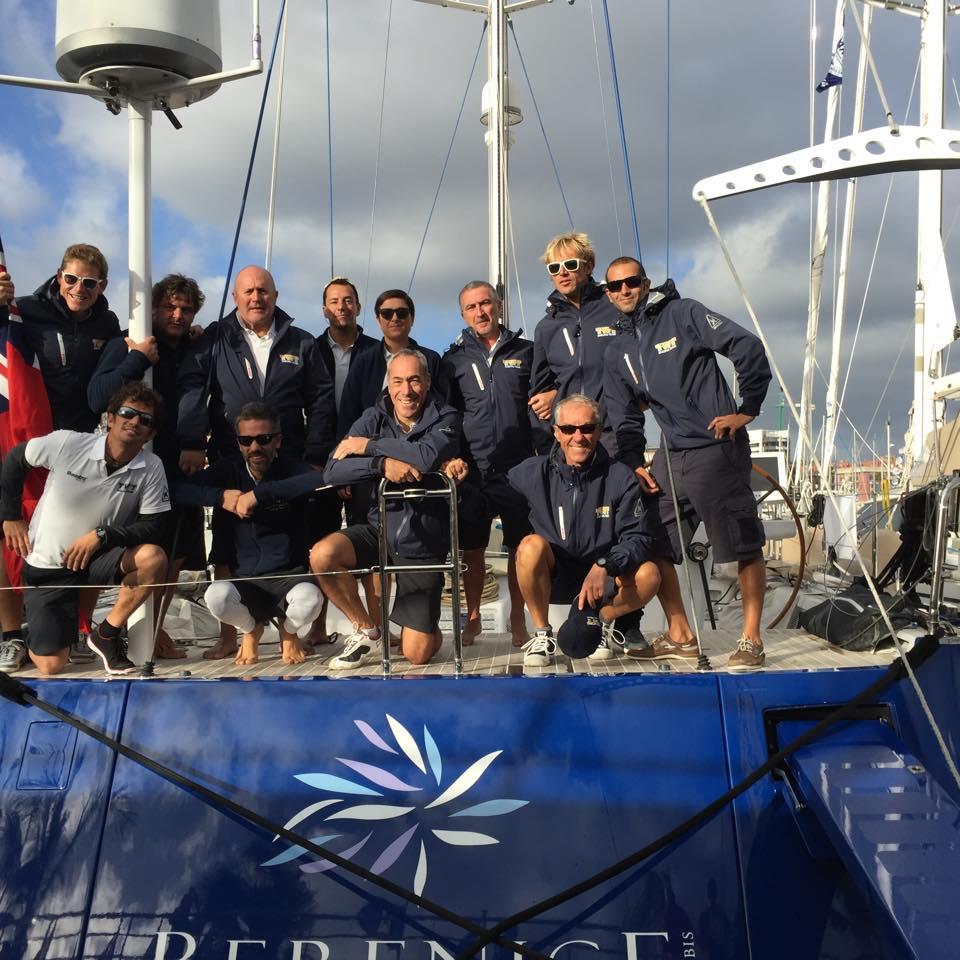 L'equipaggio di Berenice by TWT