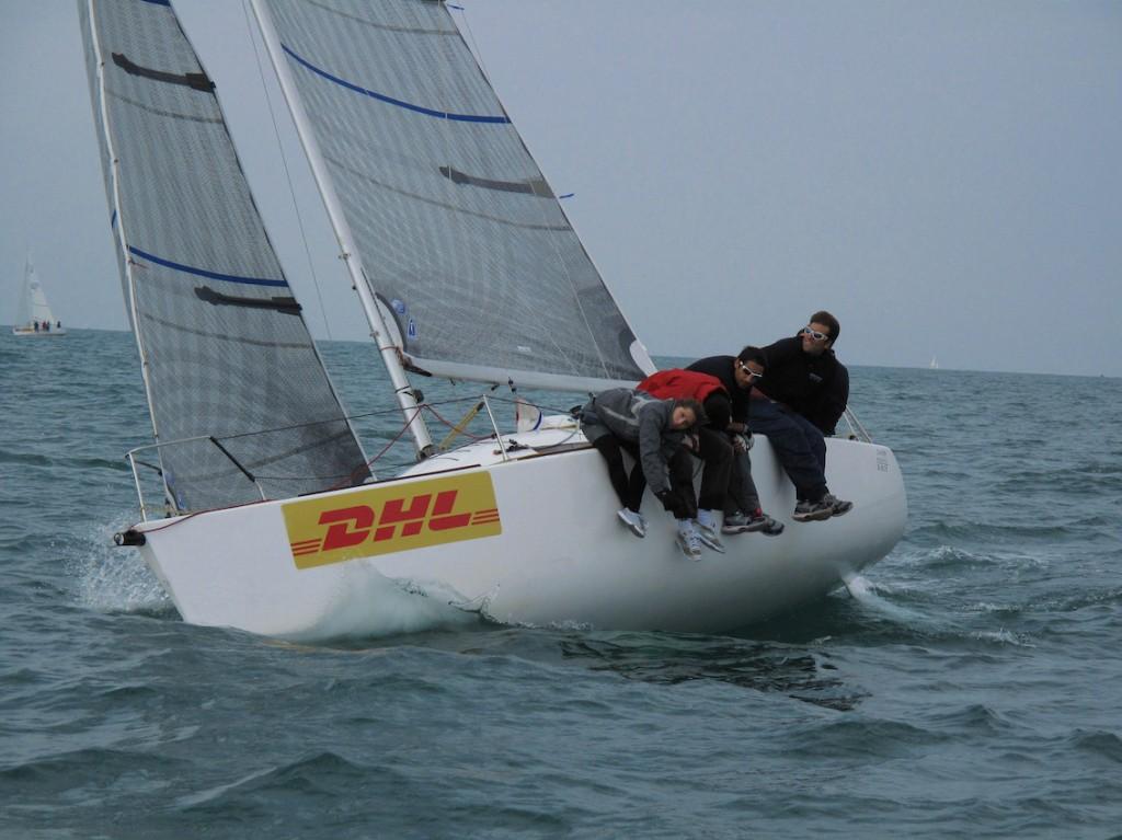 Este 24 in regata a S.Marinella