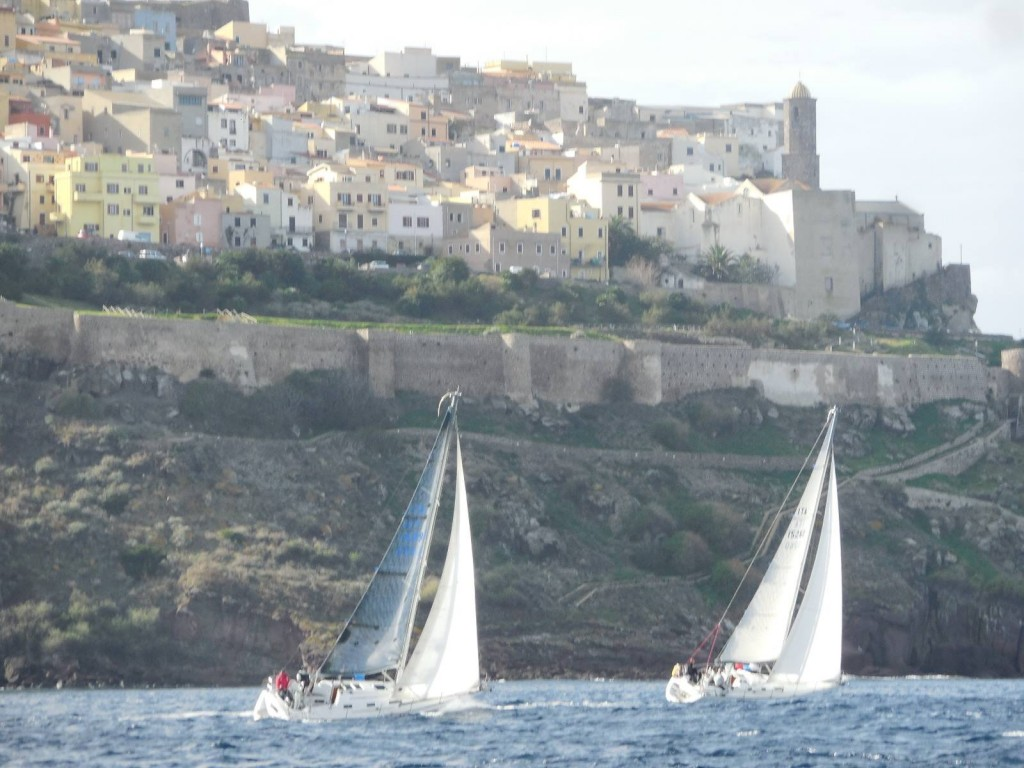 In regata a Castelsardo