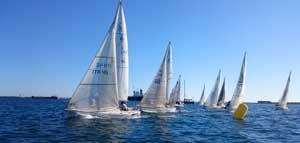 Campionato Invernale J24 Città di Taranto