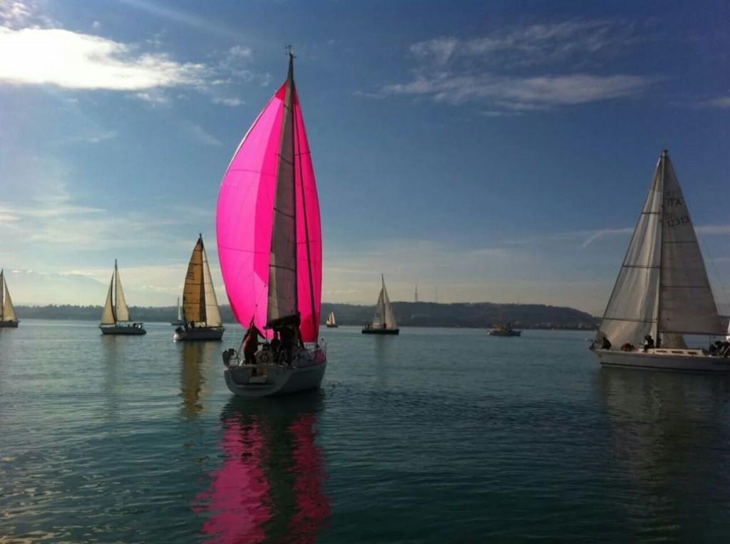 Giornate primaverili a Pescara hanno dato il via alla XXIV edizione dell'Invernale d'Abruzzo