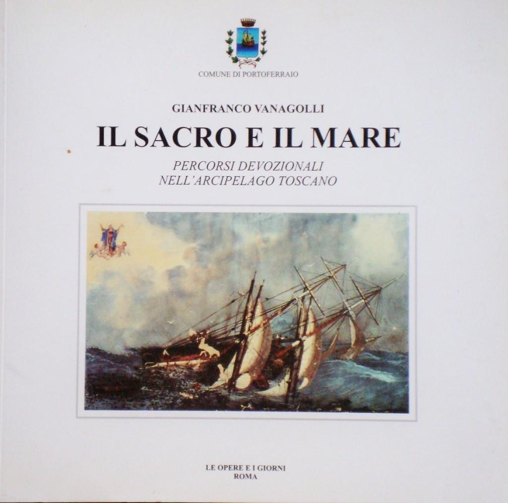 Libro sulla pittura votiva marinara dell'Arcipelago Toscano
