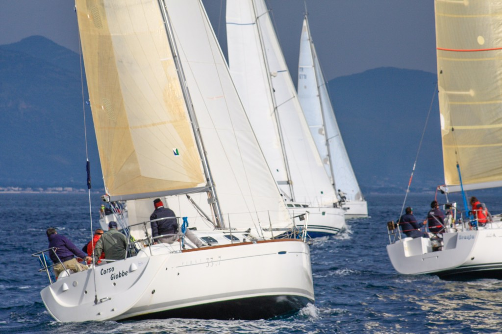 In regata al Circeo